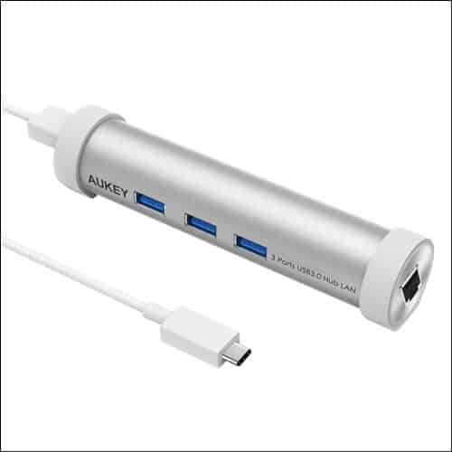 AUKEY USB C Hub for MacBook