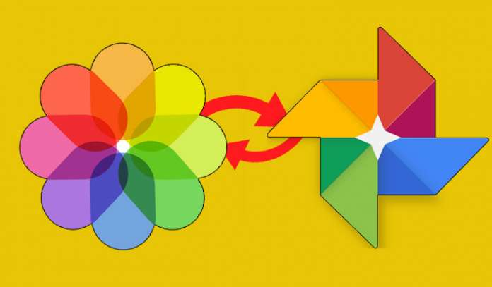 How to Transfer Photo Library Between Apple Photos and Google Photos