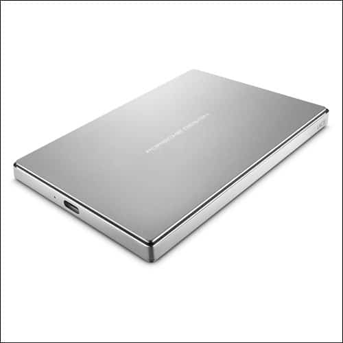 Lacie USB C Hard Drive for Mac