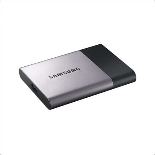 Samsung USB C Hard Drive for Mac