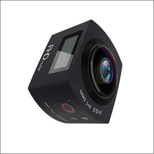 Andoer 360 Degree Camera
