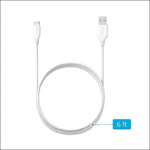 Anker PowerLine Micro USB