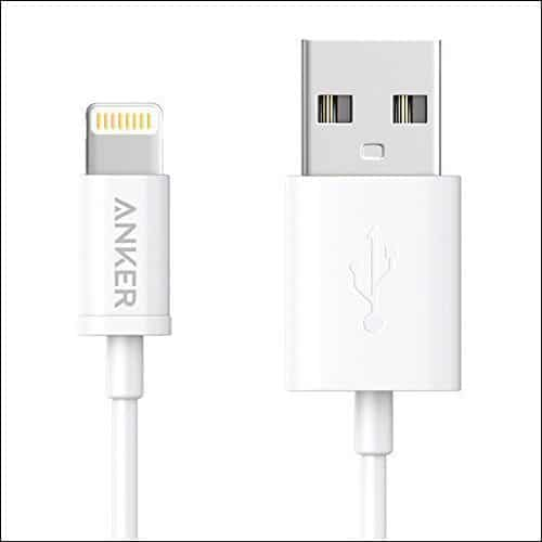 Anker Powerline Lightning Cable for iPhone and iPad