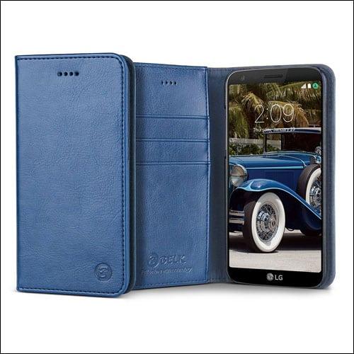 Belk LG G6 Wallet Case