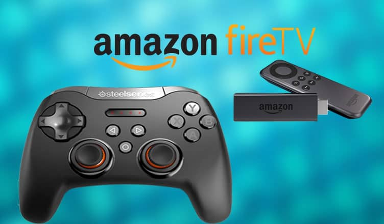 Best Amazon Fire TV Gaming Controllers