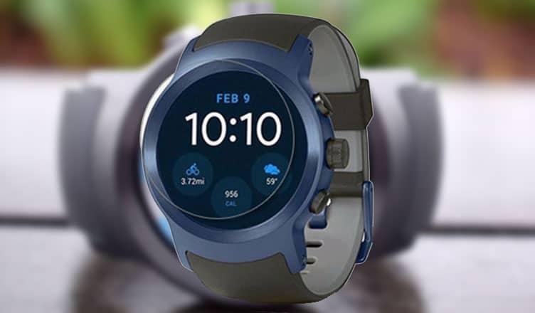 Best LG Watch Sport Screen Protectors