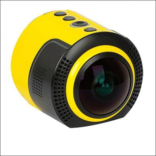 DETU 360 Degree Camera