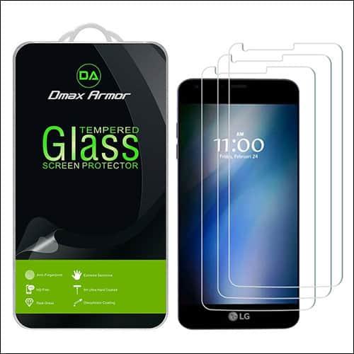 Dmax Armor LG G6 screen protectors