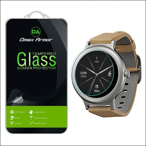 Dmax Armor LG Watch Style Screen Protectors