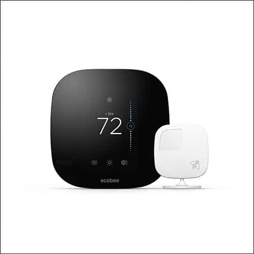 Ecobee3 Thermostat with WiFi SensorEcobee3 Thermostat with WiFi Sensor