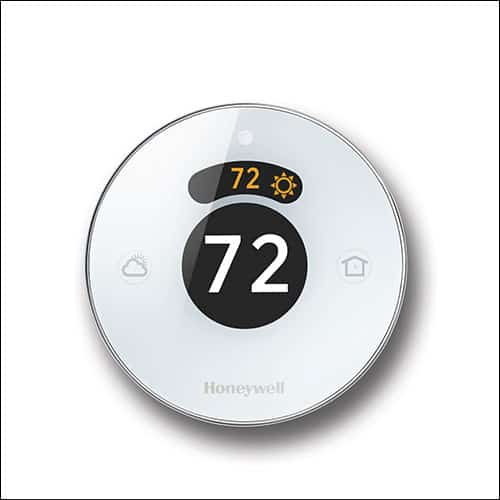 Honeywell Wifi Thermostat