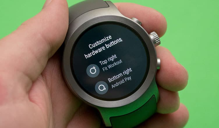 How to Configure Hardware Shortcut Buttons on Android Wear 2.0