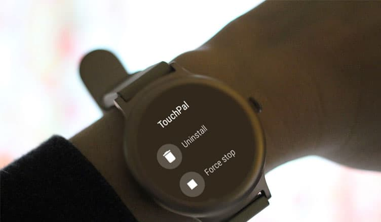 How to Delete an App from Android Wear 2.0