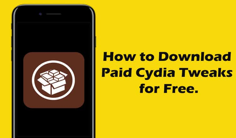 How to Download Paid Cydia Tweaks for Free