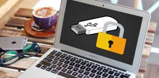 How to Lock and Unlock Macbook Air-Pro or PC Using USB Drive