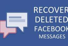 How to Recover Deleted Facebook Messages on iPhone and Android