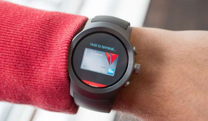 How to Use Android Pay on Android Wear Smartwatch