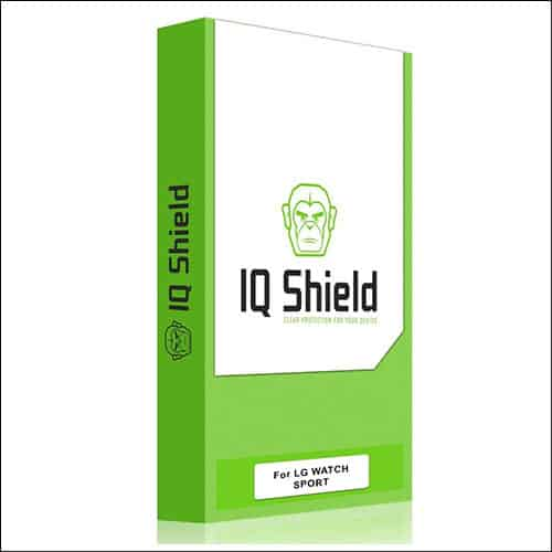 IQ-Shield LG Watch Sport screen protector