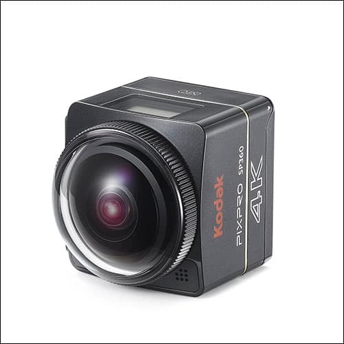Kodak Pixpro 360 Degree Camera