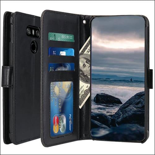 LK LG G6 Wallet Case