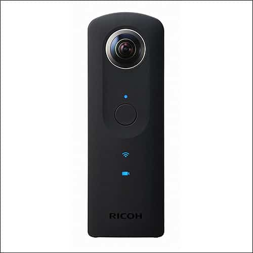 Ricoh 360 Degree Camera