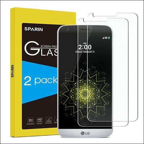 SPARIN LG G6 screen protectors