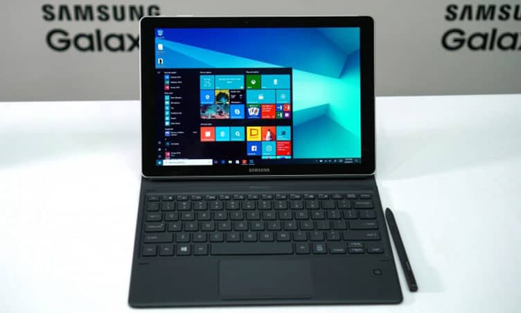 Samsung Galaxy Book 10.6 and Galaxy Book 12 Features and Specifications