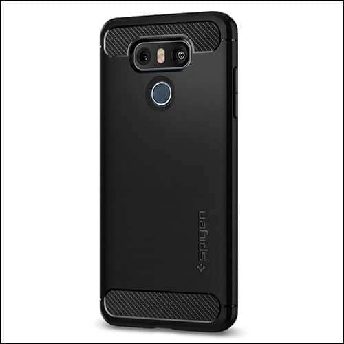 Spigen Rugged Armor LG G6 Protective Cases