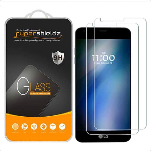 Supershieldz LG G6 screen protectors