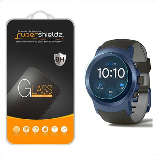 Supershieldz LG Watch Sport tempered glas screen protector