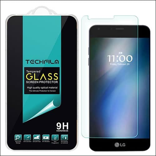 TechFilm LG G6 screen protectors