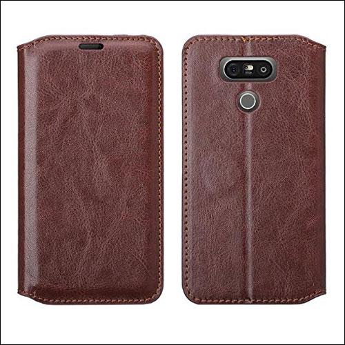 Zase LG G6 Wallet Case