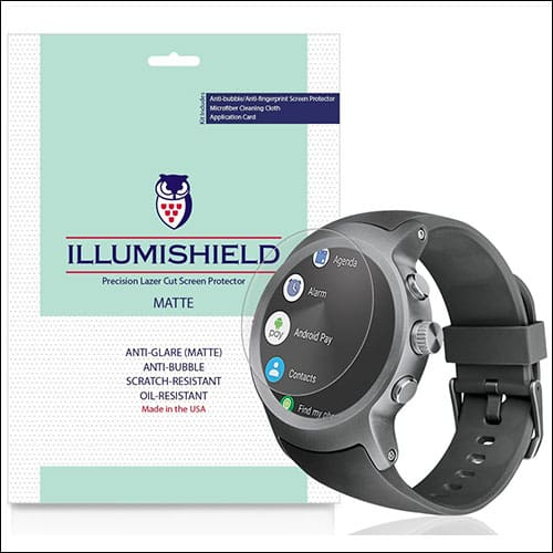 iLLumiShield LG Watch Sport screen protector
