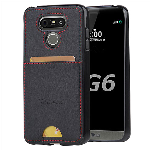 Abacus24-7 LG G6 Wallet Case