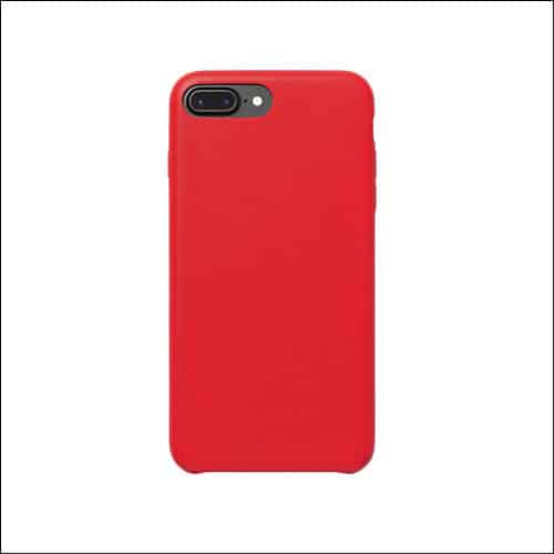 AmazonBasics Red Case for iPhone 7 Plus
