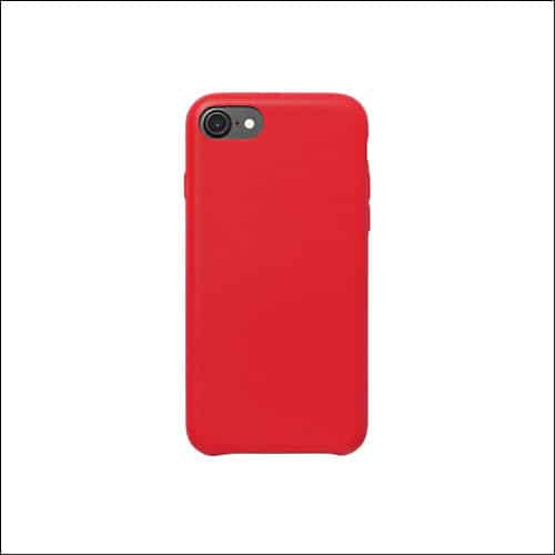 AmazonBasics Red Case for iPhone 7