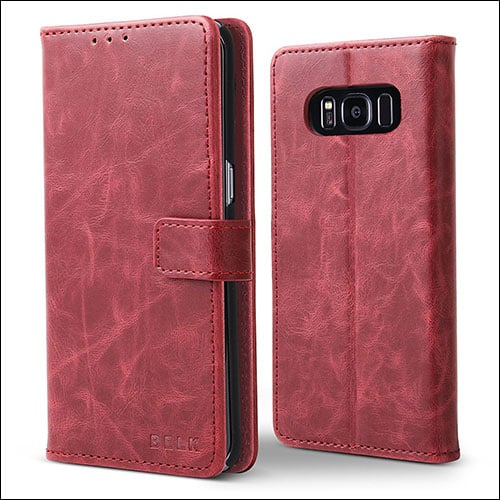 Belk Galaxy S8 Wallet CasesBelk Galaxy S8 Wallet Cases