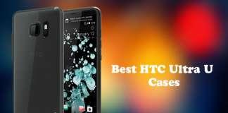 Best HTC Ultra U Cases