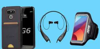 Best LG G6 Accessories