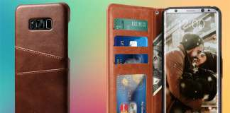Best Samsung Galaxy S8 Plus Wallet Cases