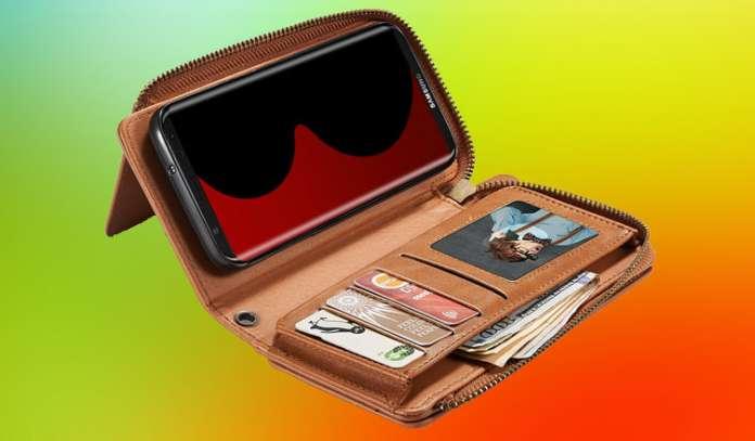 Best Samsung Galaxy S8 Wallet Cases