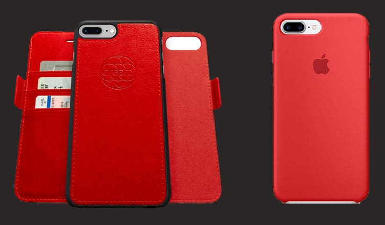 purchase cheap db6ef 08ad9 Best iPhone 7 and iPhone 7 Plus Red Cases: Make a Splash with ...