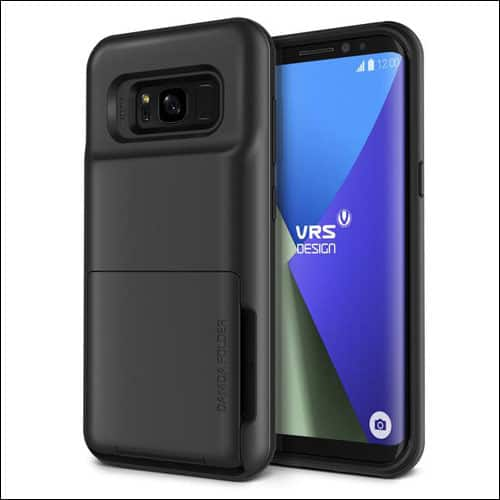 DAMDA FOLDER SERIES Case for Samsung galaxy S8 Plus