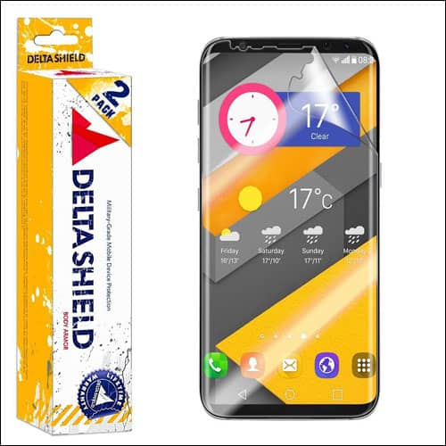 DeltaShield Screen Protector for Samsung Galaxy S8 Plus