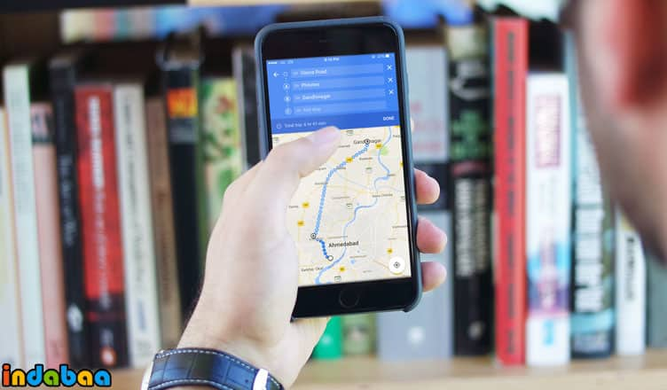 How to Add Multiple Destinations in Google Maps on iPhone and Android
