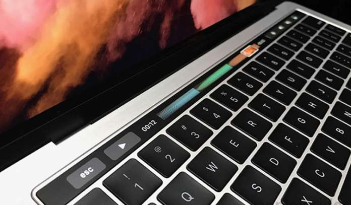 How to Get Macbook Pro Touch Bar Support in Chrome