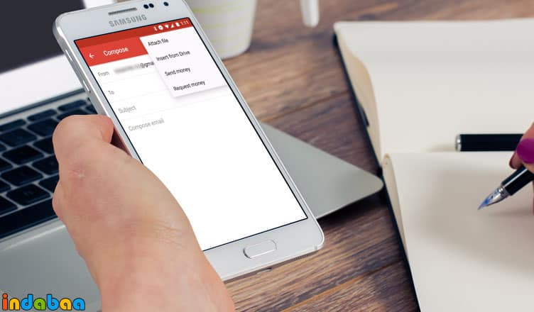 How to Send and Request Money in Gmail App on Android