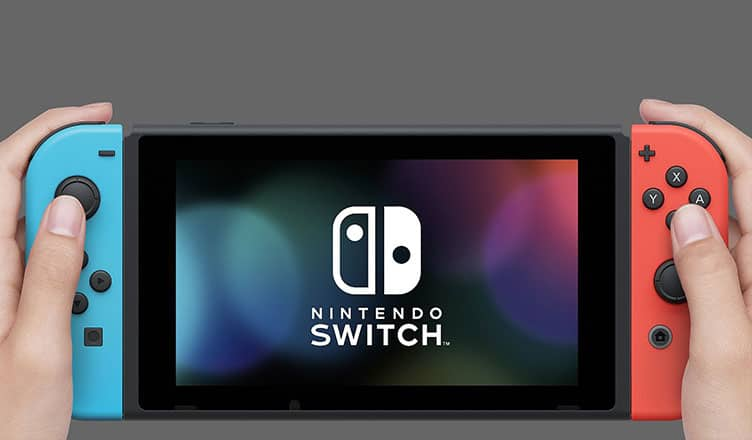 How to Set up Nintendo Switch