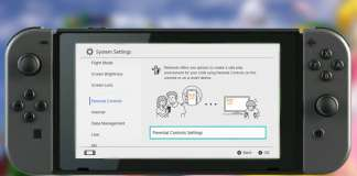 How to Set up Parental Controls for Nintendo Switch