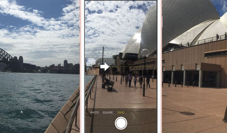 How to Take 360 Photos on iPhone and Android Smartphone